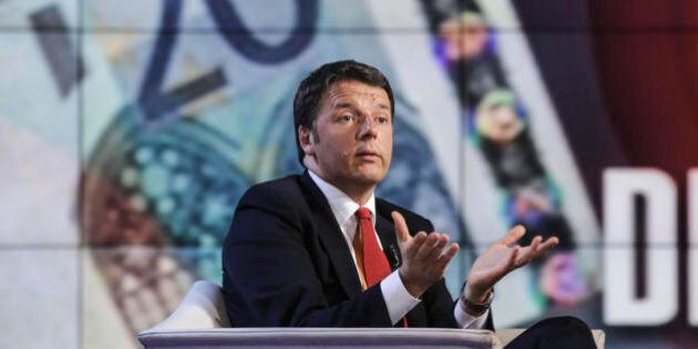 Sondaggi politici: più di un italiano su due non crede alla promessa di Matteo Renzi di abbassare le...