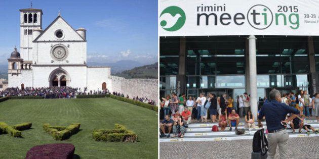 Cortile di san Francesco: Assisi si candida a nuova Rimini. In cinque giorni un programma da far invidia...