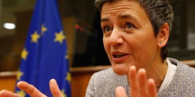 Bad bank, la commissaria Ue Margrethe Vestager avverte il governo: