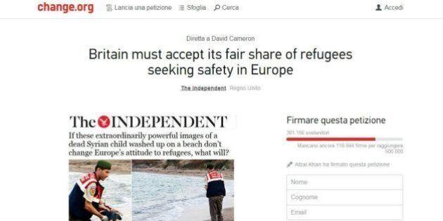 Emergenza rifugiati e attivismo online: quando un click può fare la