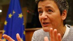 Vestager avverte il governo sulla Bad bank: