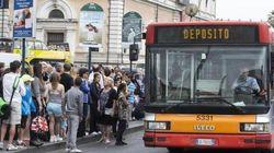 Ieri i tassisti, oggi i macchinisti delle metropolitane. Roma è una città in mano alle