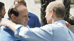 Berlusconi vede Putin in Crimea