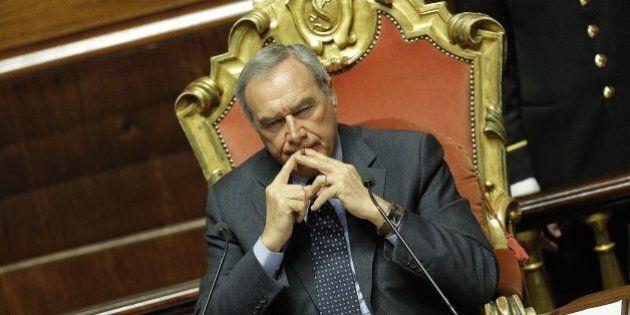 Riforma Senato, l'insofferenza di Grasso verso il pressing renziano: