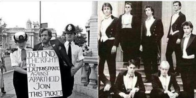 Jeremy Corbyn nuovo leader Labour, il foto confronto del 1980 con David Cameron è