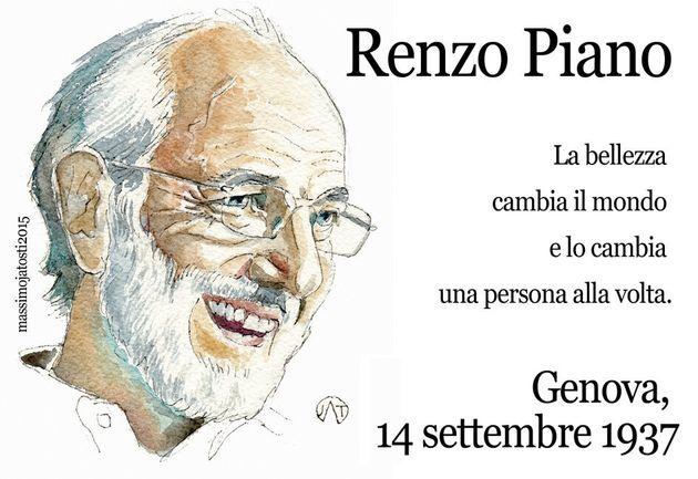 Buon compleanno, Renzo