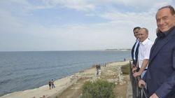 Kiev condanna la visita di Berlusconi in Crimea: