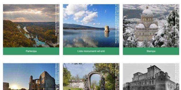 Wiki Loves Monument: a caccia di tremila