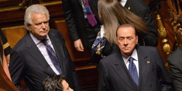 Silvio Berlusconi dopo l'addio di Denis Verdini: