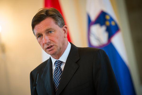 "Slovenian President Borut Pahor <a href=""http://www.mladina.si/95402/po-tretji-poti-od-manekena-do-liderja/"" target=""_blank"">"