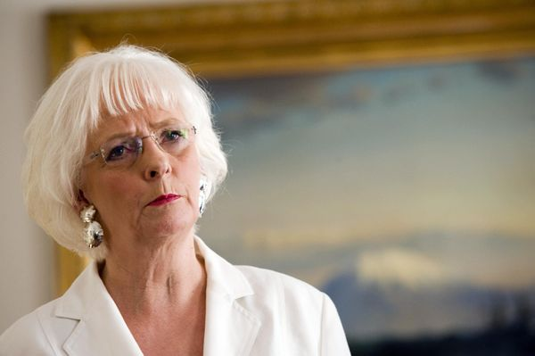 Johanna Sigurdardottir broke a lot of new ground when she was elected prime minister of Iceland in 2009. She was the country'