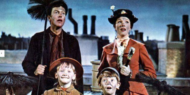 Mary Poppins ritorna 50 anni dopo in un nuovo film e musical. I fan: