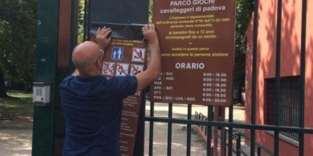 Padova, la mossa anti-migranti del sindaco Bitonci con una nuova ordinanza: