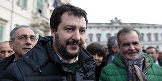 Matteo Salvini deus ex machina della Lega per le amministrative. Ma nei territori gli sfilano il partito...