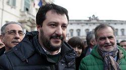 Salvini si vede sfilare la Lega dalle