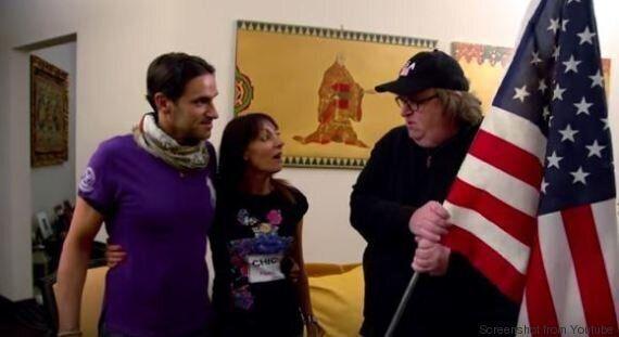 Michael Moore a sorpresa presenta al Toronto Film Festival il nuovo documentario