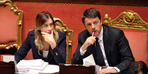 Riforme, Renzi mostra i muscoli: il Pd chiederà la calendarizzazione del ddl Boschi in Aula, saltando...