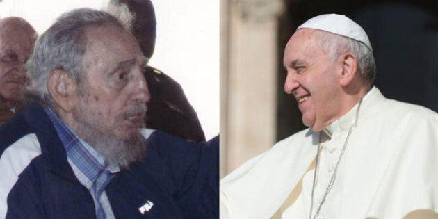 Cuba, Papa Francesco vedrà Fidel Castro. Sarà il terzo Pontefice a incontrare il lider maximo. Tutte...