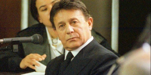 Pierluigi Boschi, il presunto capo della P3 Flavio Carboni:
