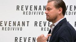 Di Caprio a Roma presenta Revenant: