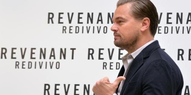 The Revenant, Leonardo Di Caprio: