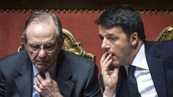 Renzi e Padoan chiamano i banchieri a Palazzo Chigi per aprire l'ombrello