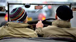 Il più vecchio possessore di patente di tutto il Regno Unito? È un italiano di 103