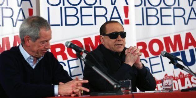 Guido Bertolaso, un sondaggio affossa il candidato di Forza Italia. Si valuta se convergere su Alfio...