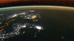 La Terra vista dallo spazio è uno spettacolo di colori che lascia senza