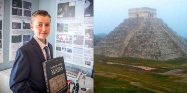 La città perduta dei Maya si chiama K'aak'chi. A scoprirla è stato un quindicenne del