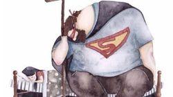 Queste 10 vignette raccontano la storia d'amore che ogni papà ha con la propria