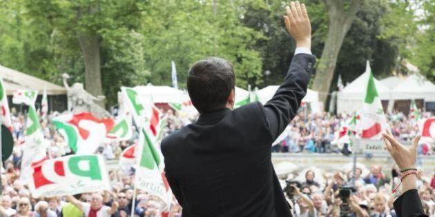 Matteo Renzi alla Festa dell'Unità di Roma: la kermesse democratica blindata per il comizio del premier