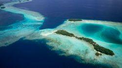 Sono scomparse 5 atolli delle Isole di Salomone. E gli scienziati lanciano