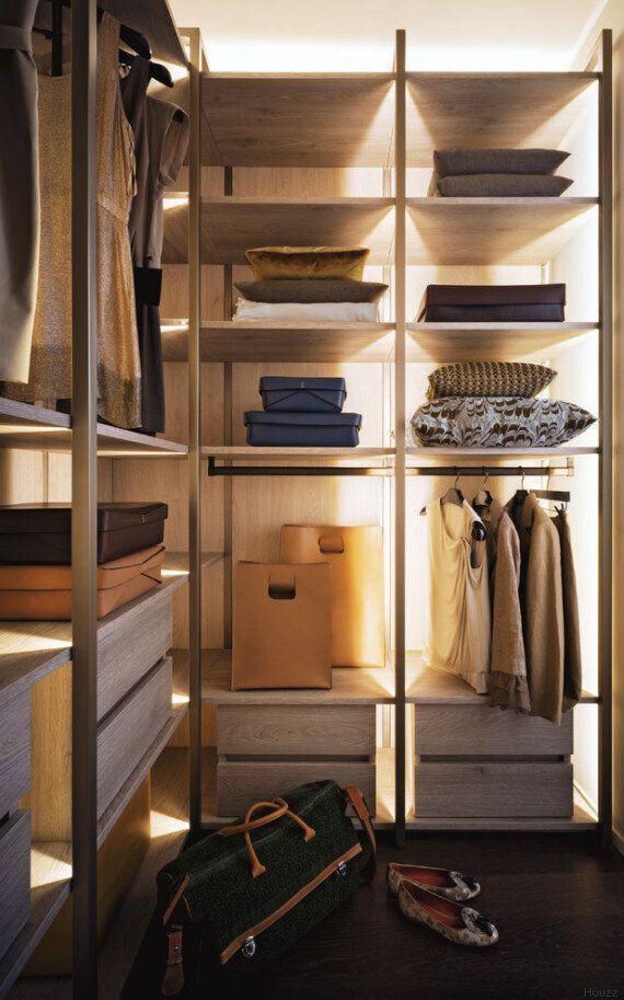 Cabina armadio piccoli spazi for Armadi per piccoli spazi