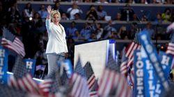 Hillary accetta la nomination e rievoca il sogno americano: