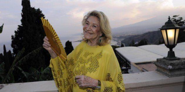 Marta Marzotto morta. Ex modella e stilista, musa di Renato Guttuso, aveva 85