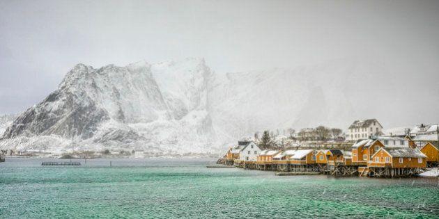 La Norvegia vuole regalare una montagna alla Finlandia per i 100 anni dell'indipendenza dalla