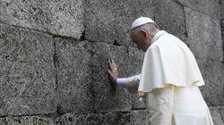 Il commovente messaggio di Papa Francesco ad