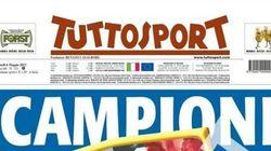 I 70 anni del quotidiano Tuttosport: storie di sport, poeti e