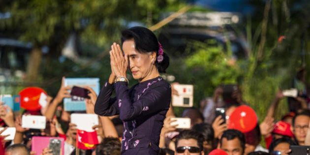 Myanmar, un cambiamento