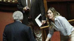 La Boschi 'sdogana'