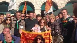 Salvini ancora in soccorso del