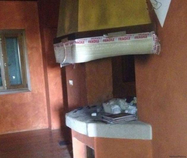 Giancarlo Galan vuole restituire water, lavelli e caminetti sradicati dalla sua villa. La lettera ai...