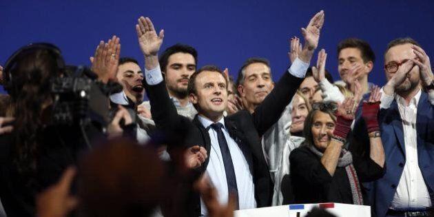 Emmanuel Macron, tra Fillon, Valls e Le Pen, è il quarto incomodo il politico più amato di