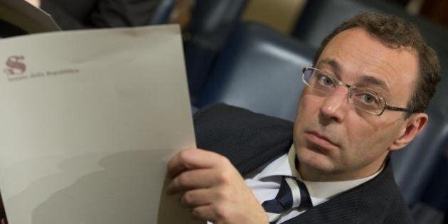 Stefano Esposito assessore ai Trasporti di Roma. Il senatore Pd è famoso per la sua battaglia a favore...