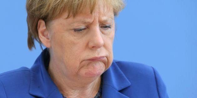 Per i tedeschi gli attentati in Germania sono la conseguenza della politica di Angela Merkel su migranti...