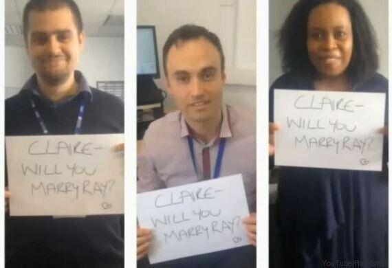 VIDEO. Un uomo chiede alla fidanzata di sposarlo 148 volte senza che lei se ne