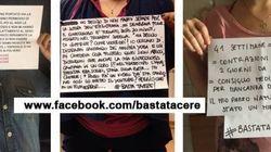 #BastaTacere, la campagna delle donne contro gli abusi in sala