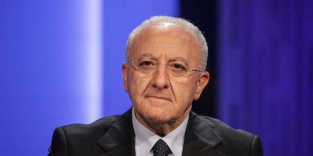 Napoli, Vincenzo De Luca prova l'ultimo assalto per imporre il suo candidato