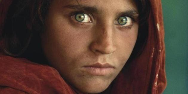 Sharbat Bibi, la 'ragazza afghana' fotografata da Steve McCurry per National Geographic è stata